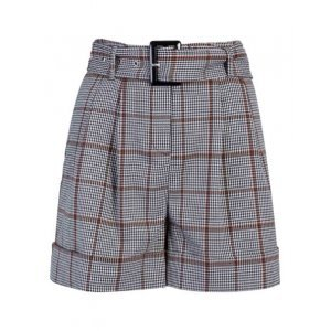 Shorts Jacquard Com Pregas