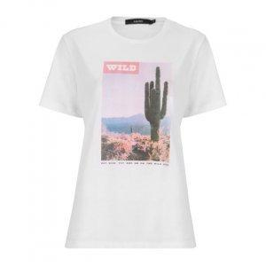 T-Shirt Cactus Print