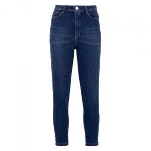 Calça Jeans Skinny Dark Blue