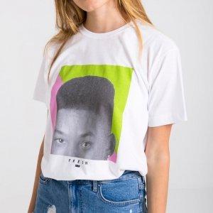 Camiseta Fresh White - P Branco