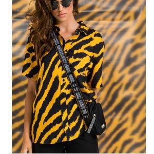 Camisa Tiger - G Amarelo