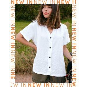 Camisa Nandi Off - P Branco