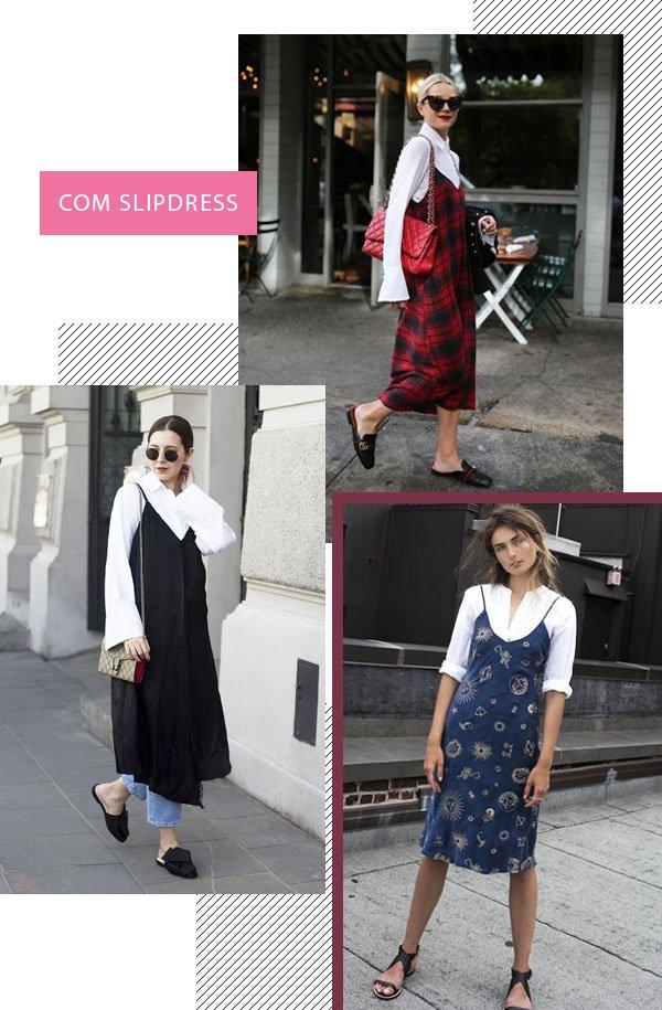 It girls - Camisa branca - Camisa branca - Inverno - Street Style