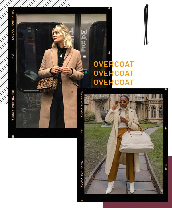 It girls - Overcoat - Overcoat - Inverno - Street Style
