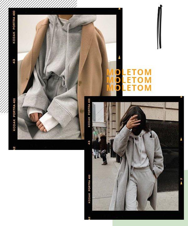 It girls - Moletom - Moletom - Inverno - Street Style