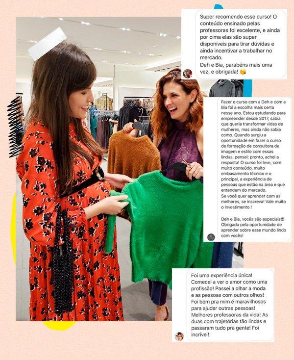 Bia Perotti, Deborah Martini - curso - moda - inverno - street-style