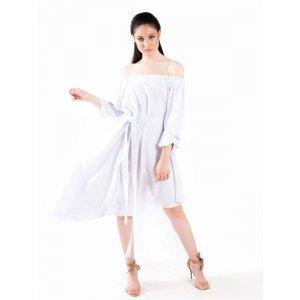 Vestido Lyra - 36 Branco
