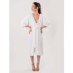 Vestido Loy - 38 Branco