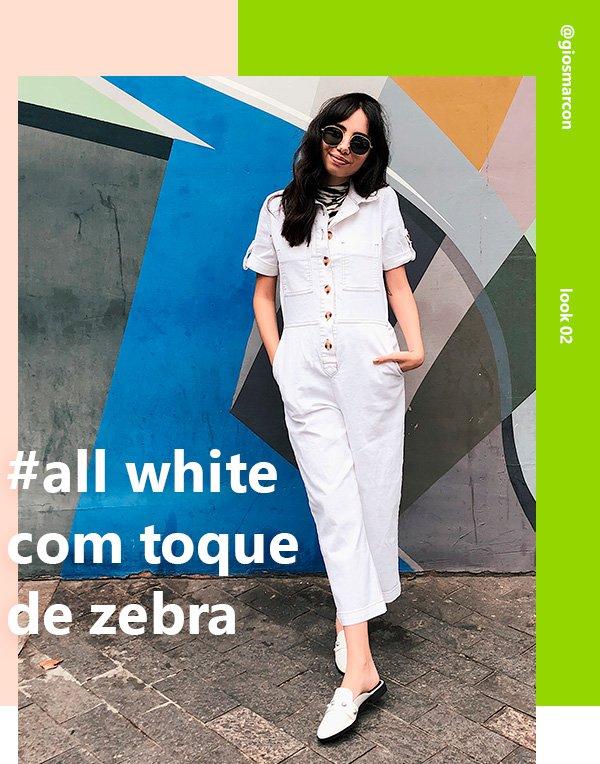 giovanna marcon - publi - marisa - look - macacao branco