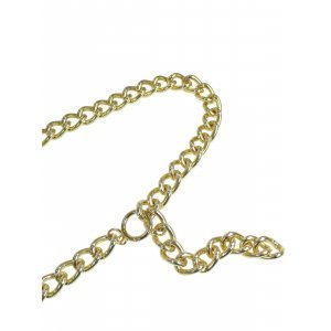 Gold Chain Belt - M Dourado