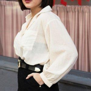 Camisa Pérola - 1 Branco