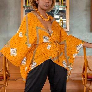 Kimono York - G Amarelo