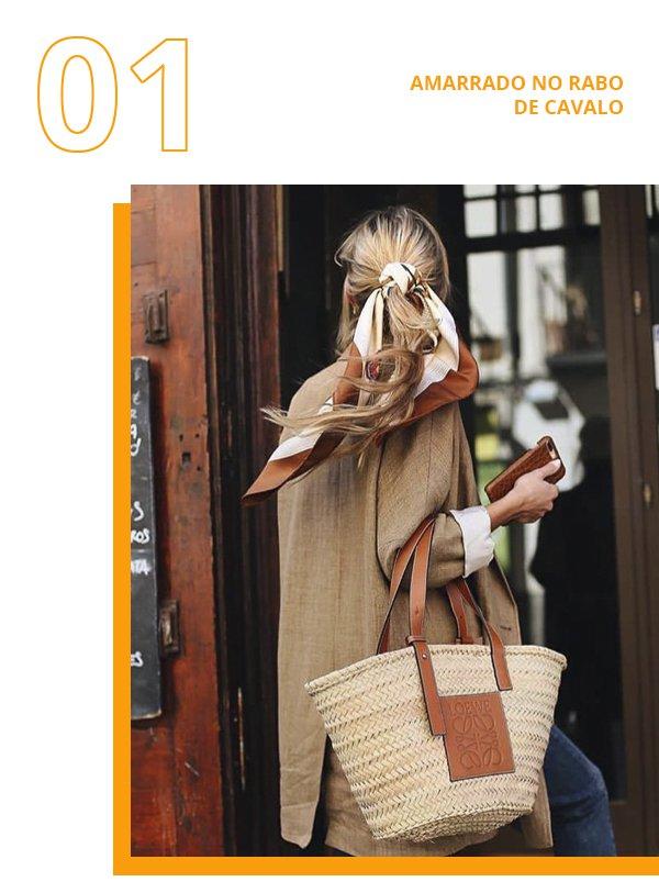 It girl - Lenço - Lenço - Inverno - Street Style