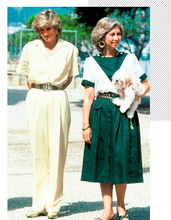 Lady Diana - macacão - macacão - inverno - street-style