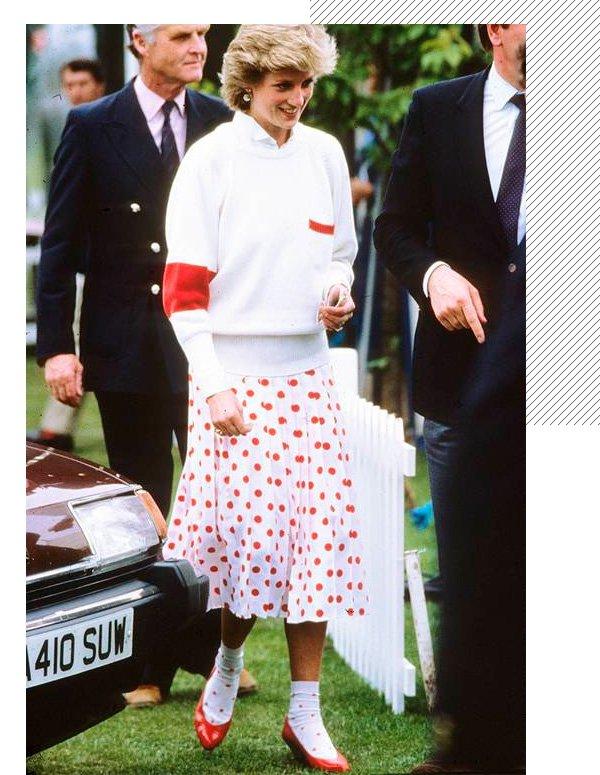 Lady Diana - poa - poa - inverno - street-style