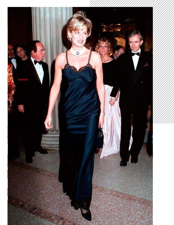 Lady Diana - slip-dress - slip-dress - inverno - street-style