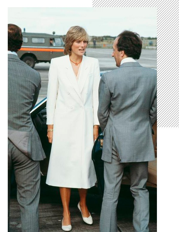 Lady Diana - trench-coat - trench-coat - inverno - street-style