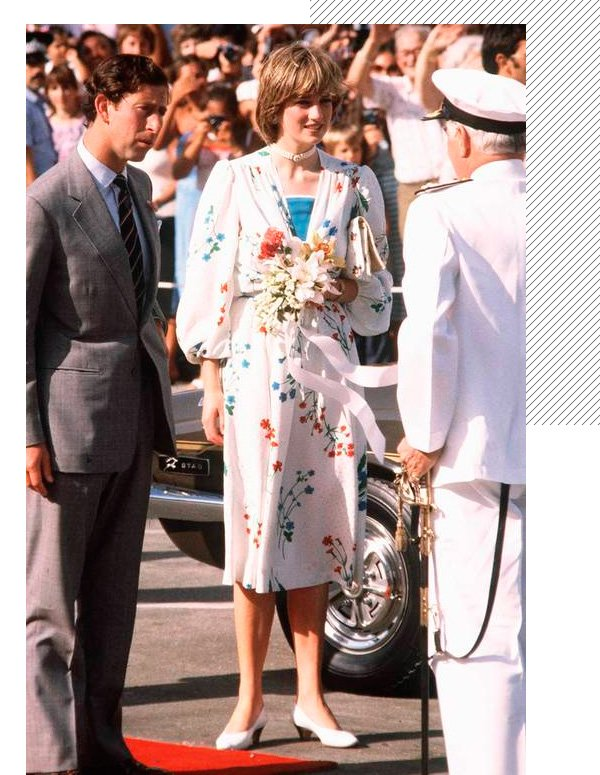 Lady Diana - vestido-floral - floral - inverno - street-style
