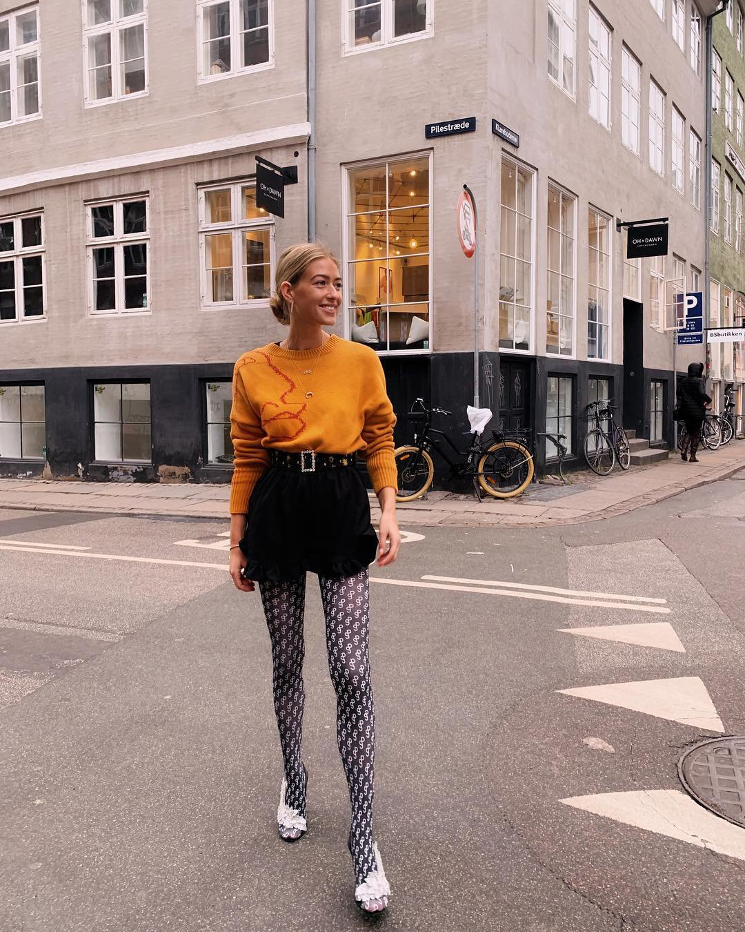 It girl - Suéter - Tons terrosos - Inverno - Street Style