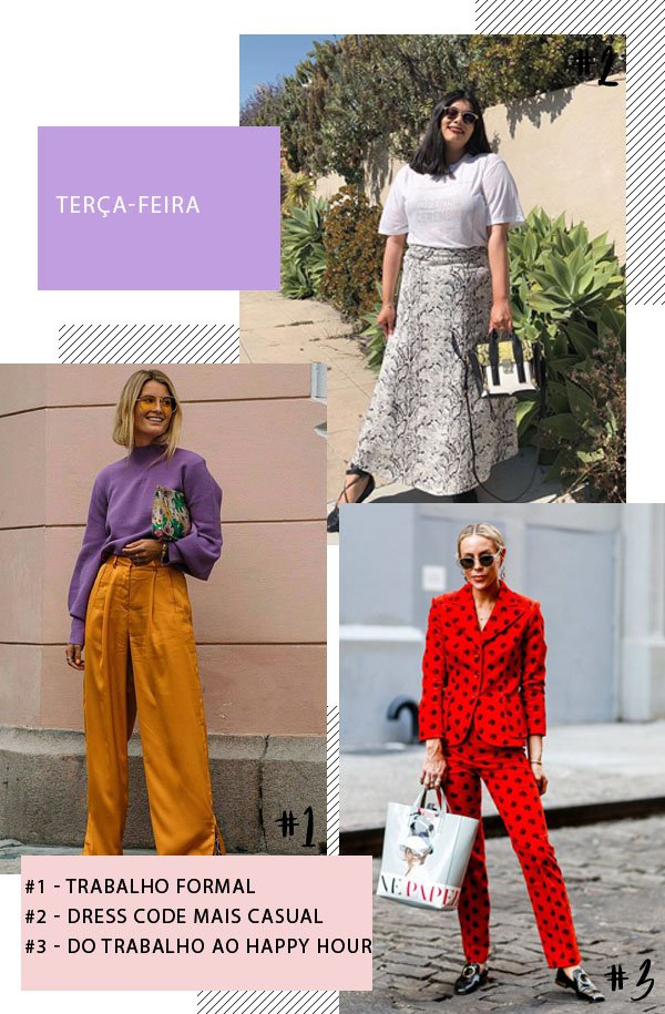 It girls - Color block - Looks dia-a-dia - Inverno - Street Style