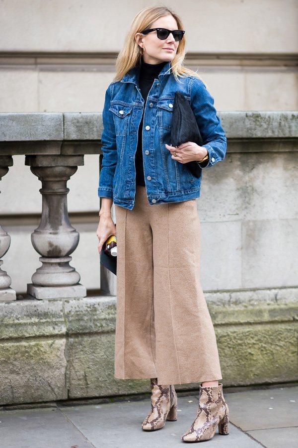 Lucy Williams -       - pantacourt e bota - meia-estação - street style