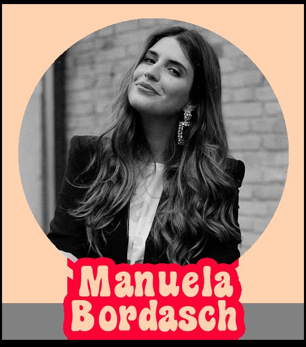Manuela Bordasch - PUSH PALESTRAS