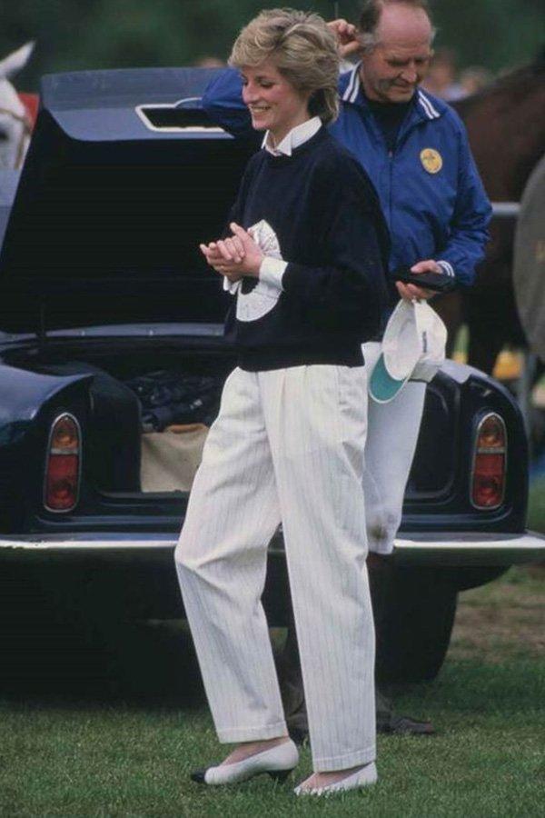 Lady Diana - calça  - calça - inverno - street style