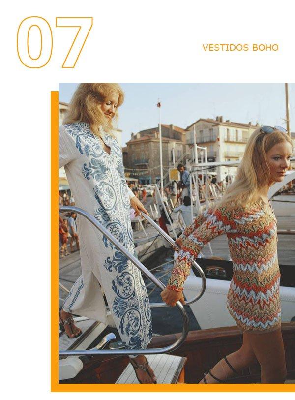 It girls - Vestido  - Vestido boho - Inverno - Street Style