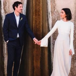 10 vestidos de noiva tão chic que você vai querer casar