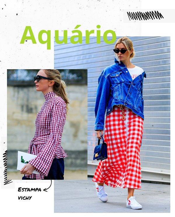 It girls - Vestido - Estampa vichy - Verão - Street Style