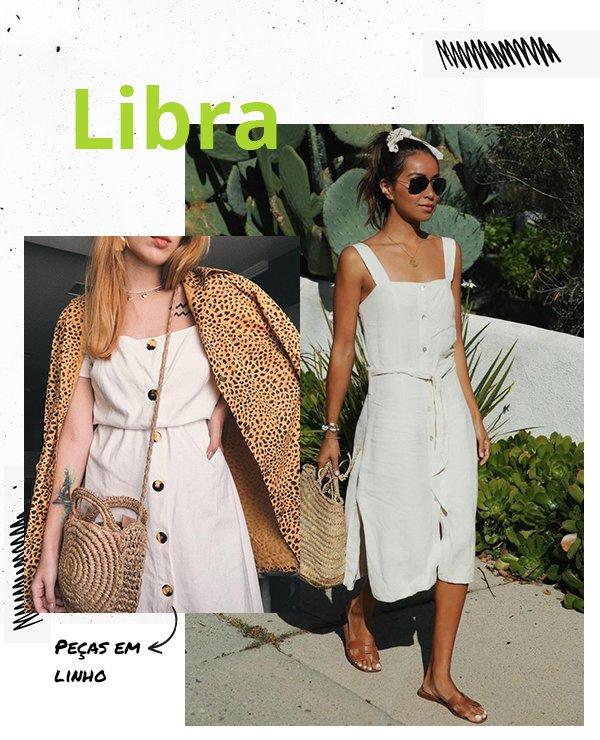 It girls - Vestidos - Linho - Verão - Street Style