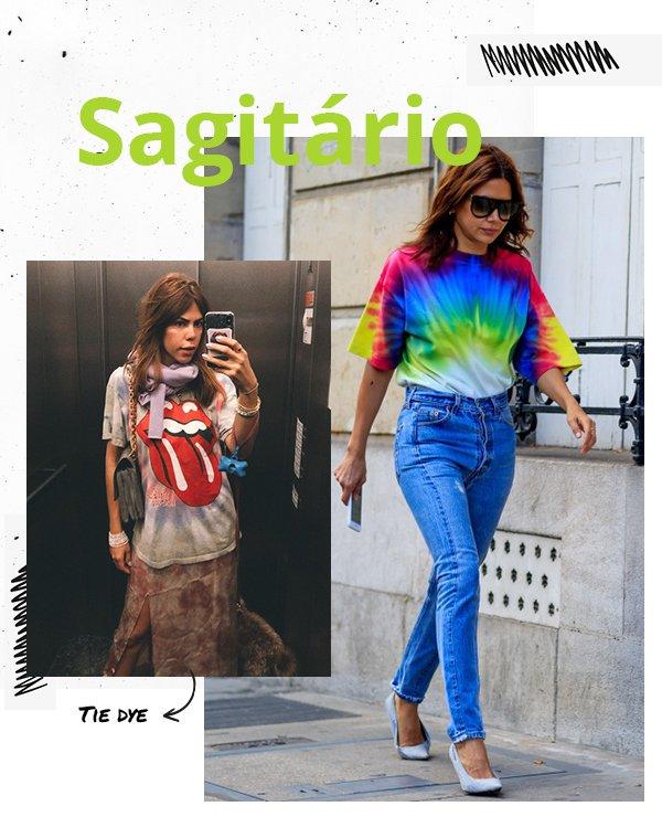 It girls - Tie dye - Tie dye - Verão - Street Style