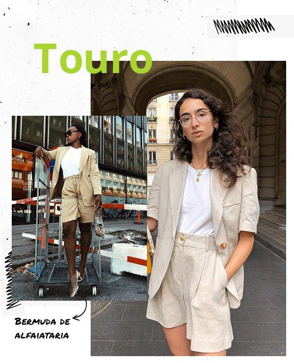 It girls - Bermuda - Alfaiataria - Verão - Street Style