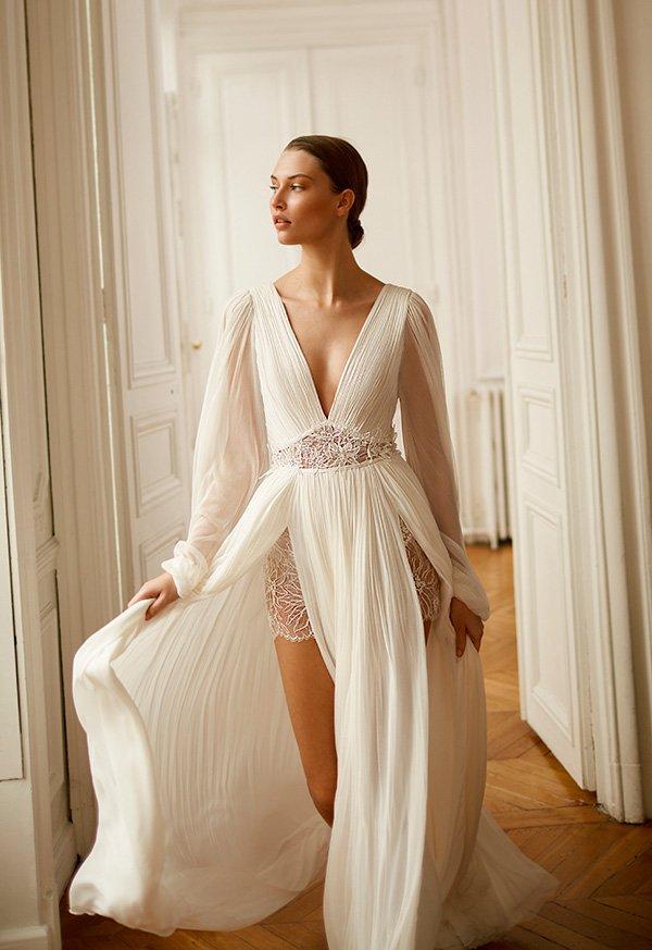 modelo - vestido-de-noiva - noiva - inverno - street-style