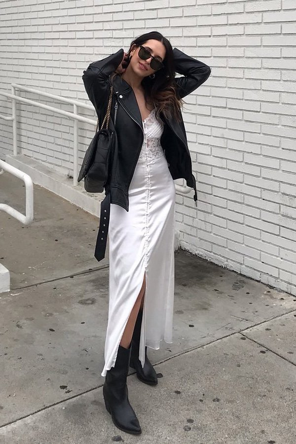 Vic Hollo -       - jaqueta de couro - meia-estação - street style