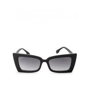Óculos De Sol Retangular Gatinho