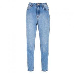 Calça Jeans Mom Basic