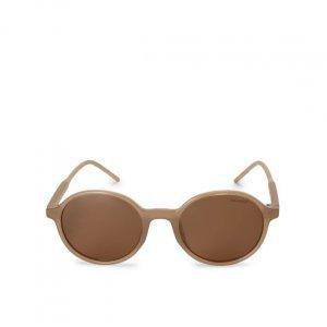 Óculos De Sol Redondo Clean