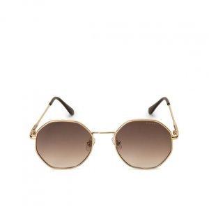 Óculos De Sol Metal Geo