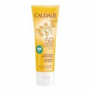 Protetor Solar Caudalie Facial Antirrugas Solares Fps50