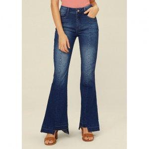Calça Jeans Flare Petit