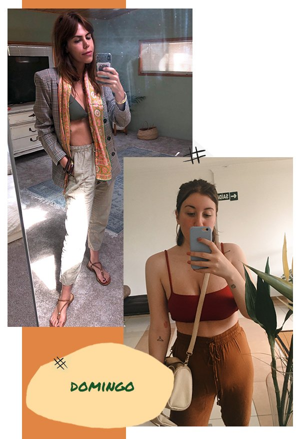 It Girls - Domingo - Beachwear - Inverno - Street Style