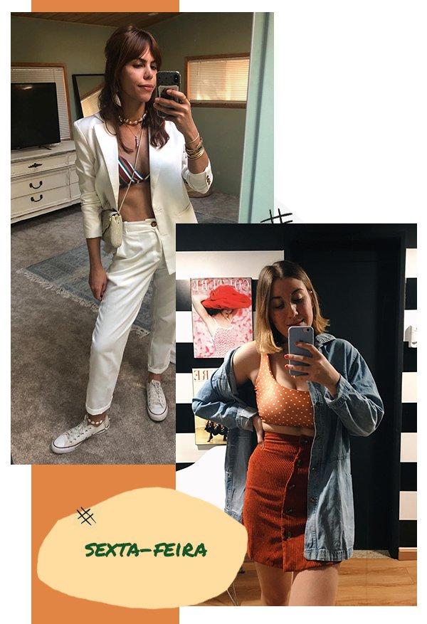 It Girls - Sexta - Beachwear - Inverno - Street Style