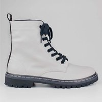 Coturno Manto Off White - 42 Branco