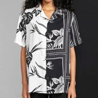 CAMISA TROPICAL MATCH