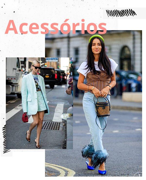 It girls - Cores - Acessórios  - Inverno - Street Style
