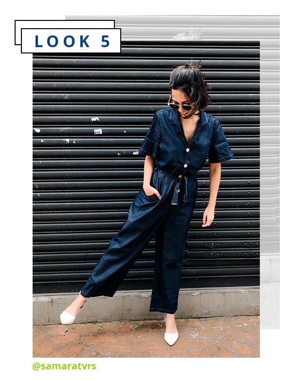 samara amorim - publi - jeans - damyller - look