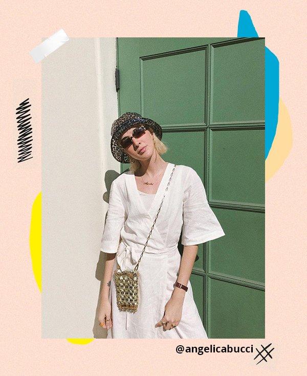 Angelica Bucci  - Óculos - Vogue Eyewear  - Inverno - Street Style