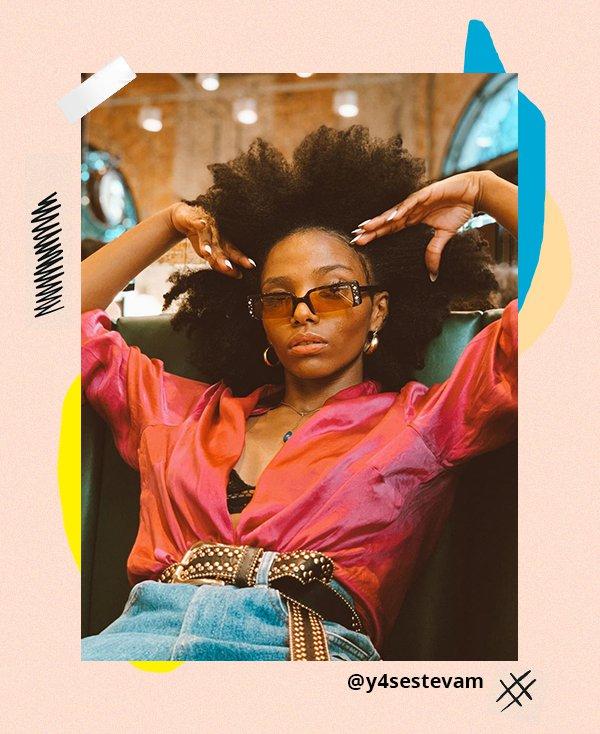 Yasmim Stevam  - Óculos - Vogue Eyewear - Inverno - Street Style
