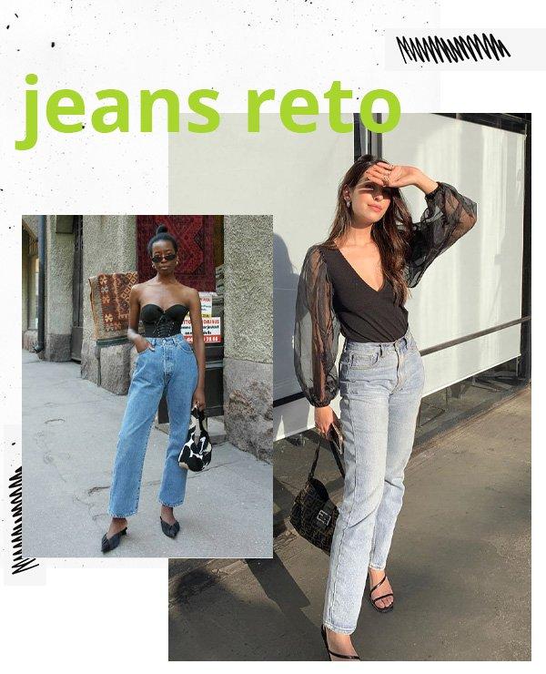 Sylvie Mus, Vic Hollo -       - jeans reto - verão - street style